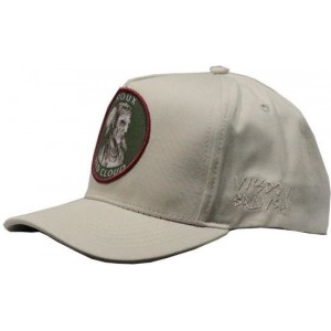 Lauren Rose Pet Indian First Nations Khaki Snapback cap