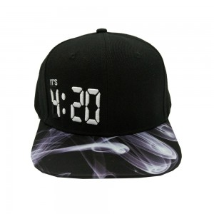 LAUREN ROSE BURN THE EVIDENCE SNAPBACK 420