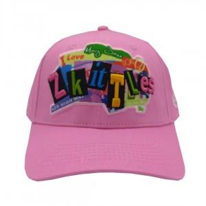 Lauren Rose - Zkittels 420 Strapback Pink