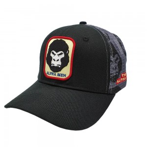 Lauren Rose - Alpha Men Gorilla Trucker Snapback
