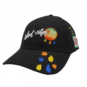 Island Vibes Strapback Hat