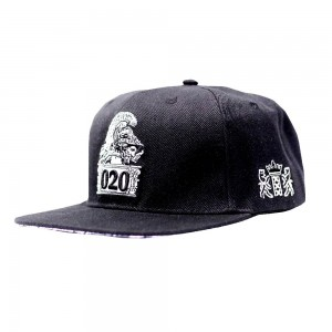 LAUREN ROSE 020 AJAX SNAPBACK