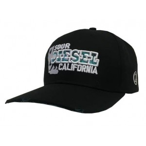 LAUREN ROSE SOUR DIESEL CALIFORNIA SNAPBACK 420