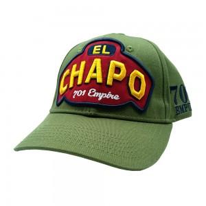 LAUREN ROSE EL CHAPO GREEN FASHION FIT