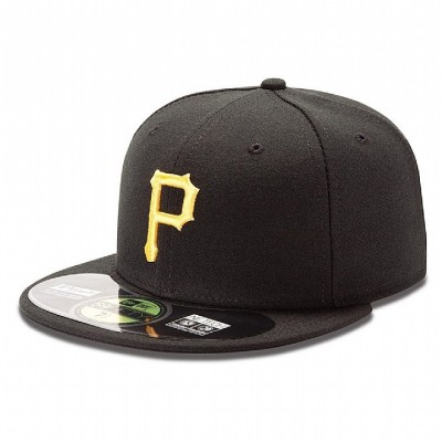 NEW ERA PITTSBURGH PIRATES HOME CAP
