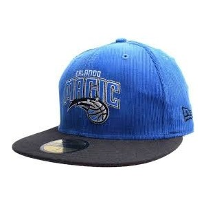 NEW ERA NBA ORLANDO MAGIC RIB COTTON CAP
