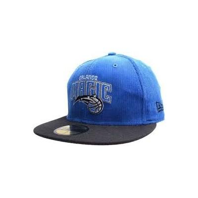 NEW ERA NBA ORLANDO MAGIC RIB COTTON CAP