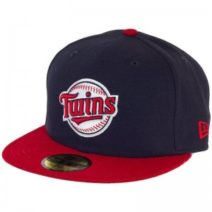 NEW ERA MINNESOTA TWINS LOGO CAP