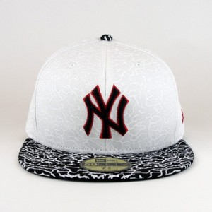 NEW ERA NEW YORK YANKEES WHITE ELEPHANT CAP