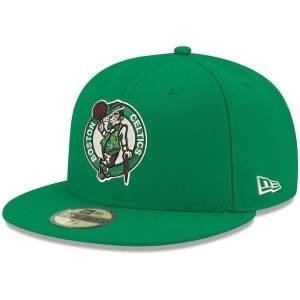 NEW ERA BASIC GREEN BOSTON CELTICS CAP