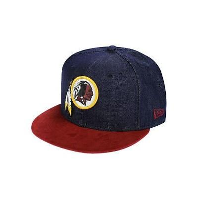 NEW ERA WASHINGTON REDSKINS DENIM CAP