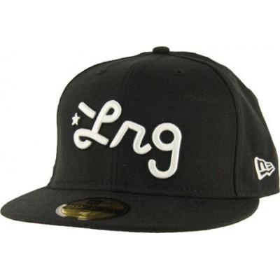 NEW ERA LRG ZWART/WIT FITTED CAP