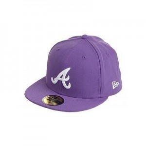 NEW ERA ATLANTA BRAVES PAARS FITTED CAP