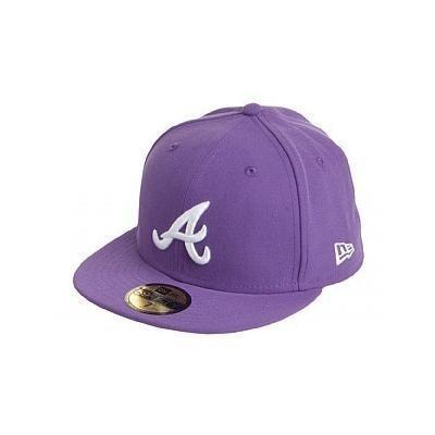 NEW ERA ATLANTA BRAVES PAARS FITTED CAP