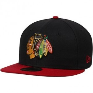 NEW ERA NEW ERA CHICAGO BLACKHAWKS FITTED CAP FITTED CAP