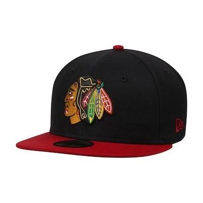 NEW ERA NEW ERA CHICAGO BLACKHAWKS FITTED CAP FITTED CAP