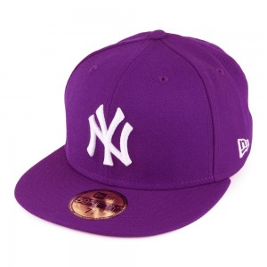 NEW ERA NEW YORK PAARS FITTED CAP