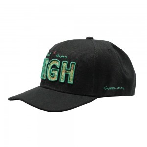 LAUREN ROSE GET 'EM HIGH CURVED VISOR SNAPBACK 420