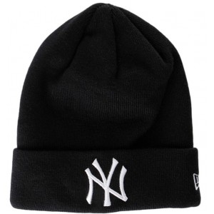 NEW ERA NEW YORK YANKEES ZWART/WITTE BEANIE