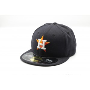 New Era Houston Astros Authentic Thuis Cap