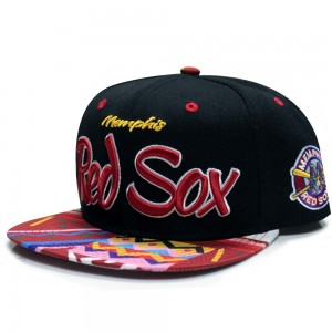 CITYHUNTER MEMPHIS RED SOX SNAPBACK