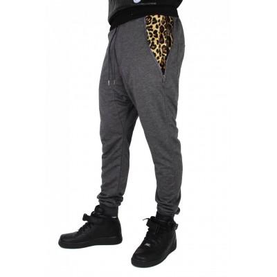 Sixth June - Leopard print Jogging Pants