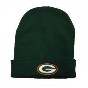 Greenbay Packers Knit Hat - Green