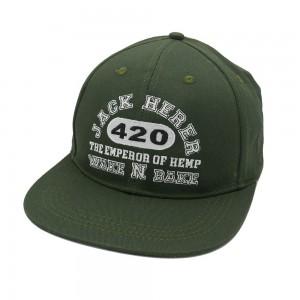 Lauren Rose 420 Jack Herer Snapback
