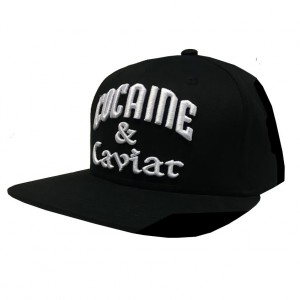 Lauren Rose - Cocaine & Caviar black/white